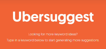 Neil Patel's Ubersuggest is The Most Accessible Free SEO Keyword Tool Today