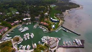 Harbourtown Aerial