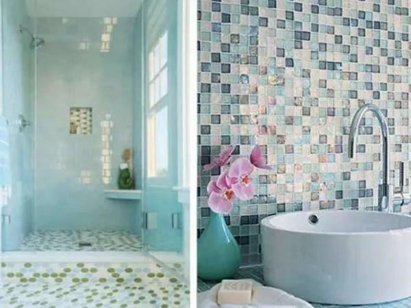 Cmo elegir los mejores azulejos para el bao  BlogHogarcom