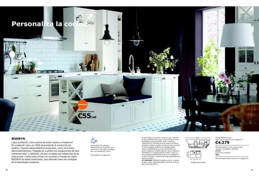 Catalogo Ikea 2019 Cocinas  BlogHogarcom