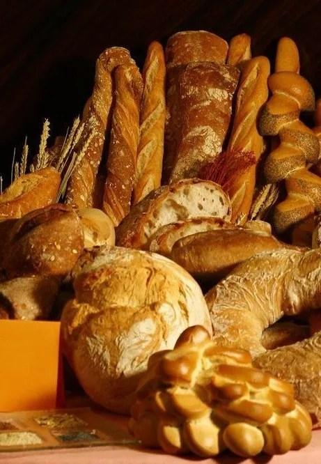 Tipos de pan  BlogHogarcom