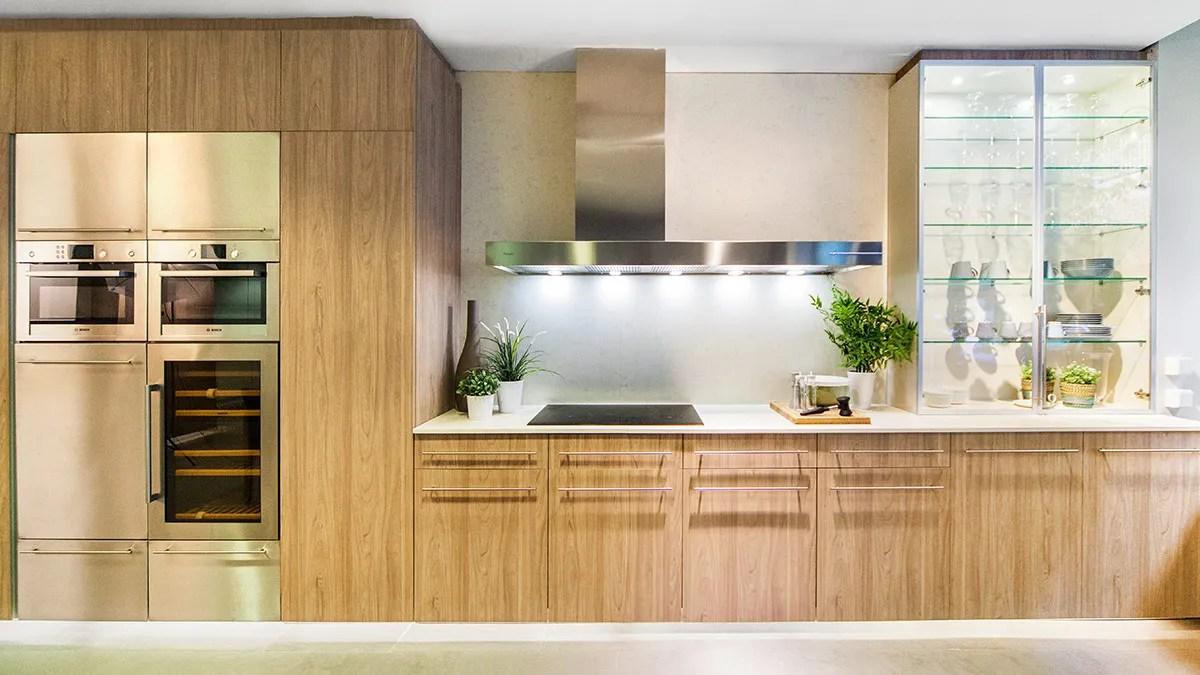 Tipos de Materiales para Muebles de Cocina  BlogHogarcom