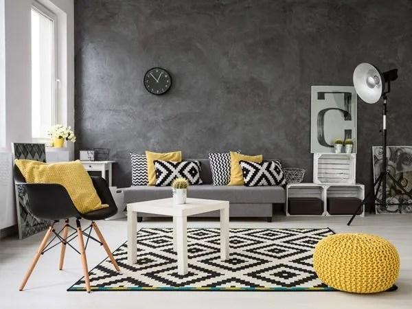 Los mejores colores que combinan con gris para decorar una casa  BlogHogarcom