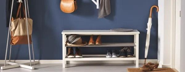 Catlogo de muebles de entrada y recibidor IKEA 2019