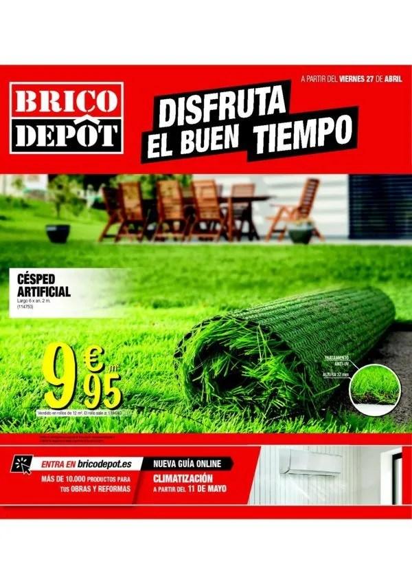 Catlogo Brico Depot noviembre 2019  BlogHogarcom