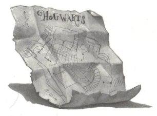 El mapa del merodeador