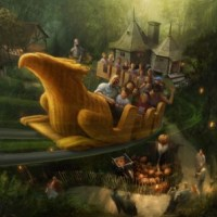 Top 10: Atracciones que quisiera ver en el Parque Temático El Mundo Mágico de Harry Potter