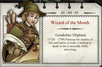 Gondoline Oliphant