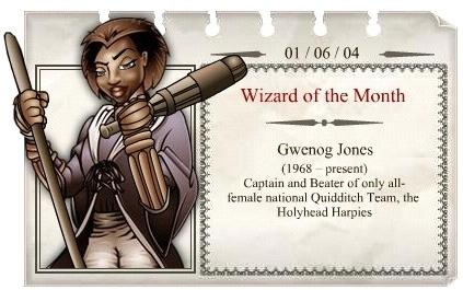 Gwenog Jones