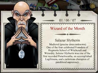 Salazar Slytherin
