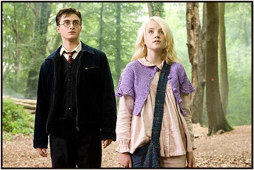 Luna y Harry