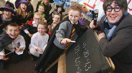 Escuela primaria en Inglaterra, implanta un sistema de estudio al estilo Hogwarts