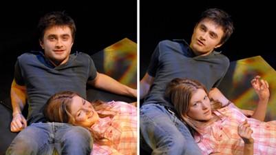 Daniel Radcliffe tiene novia! Es Laura O'Toole