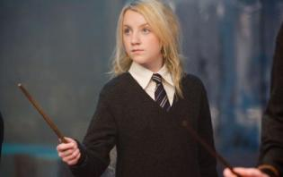 Luna Lovegood - Evanna Lynch