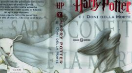 Revelan portada de la traducción al italiano de Harry Potter and the Deathly Hallows