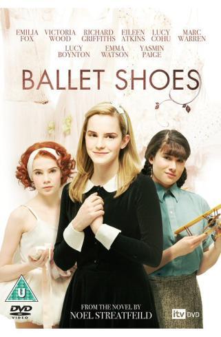 Emma Watson Ballet Shoes