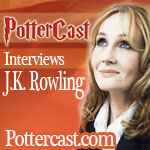 PotterCast J.K. Rowling