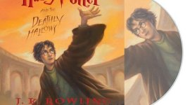 Audiolibro de Harry Potter and the Deathy Hallows premiado por la American Library Association