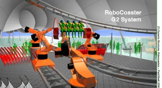 Robocoasters