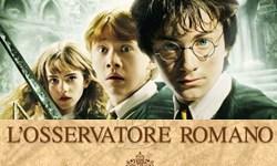 Vaticano critica a Harry Potter. «Harry es un modelo erróneo de Héroe».