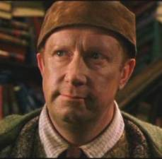 Mark Williams - Arthur Weasley