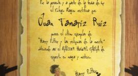 Nuevas Imágenes de Ilustración Promocional de Dolores Avendaño para 'Las Reliquias de la Muerte' (Actualización #2)