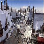 Empieza Construcción del Castillo de Hogwarts para el Parque de Atracciones de Harry Potter
