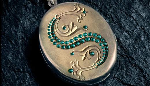 BlogHogwarts - Medallón de Slytherin