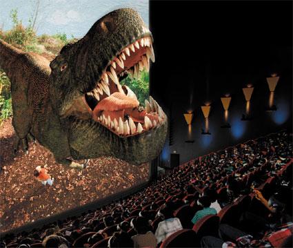 BlogHogwarts - Teatro IMAX