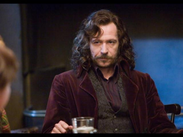 BlogHogwarts - Sirius Black