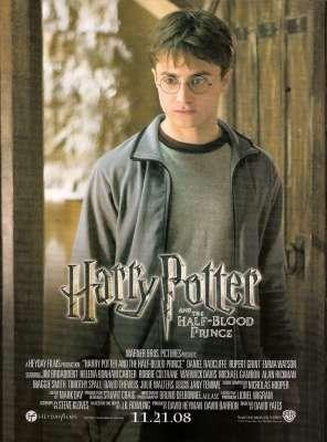 BlogHogwarts - Posible Primer Teaser Poster de 'Harry Potter y el Misterio del Príncipe'