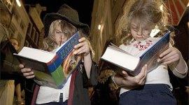 Libros de Harry Potter, Favoritos entre Niños y Jóvenes de Australia