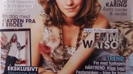 Emma Watson, Portada de la Revista 'Topp'