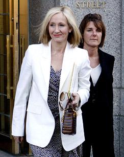 Nuevos Datos y Declaraciones de JK Rowling en Juicio contra 'The HP-Lexicon'