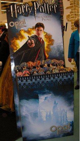 Supuesto Poster de 'Harry Potter y el Misterio del Príncipe'