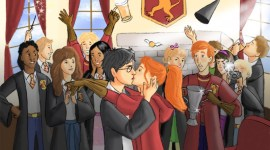 Top 10: Besos en la Saga de Harry Potter