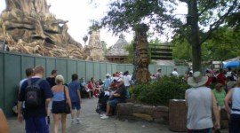 Cambios en Atracciones y Tiendas de Orlando por Construcción del Parque de Harry Potter