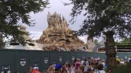 EXCLUSIVA: Fotografías de Construcción del 'Parque Temático de Harry Potter'