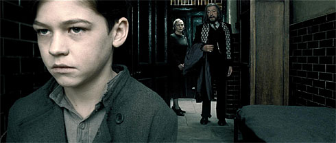 Hero Tiffin Tom Riddle