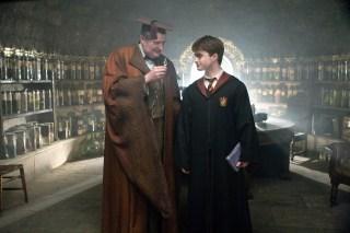 slughorn harry principemestizo hq - #PotterWeek - Harry Potter e o Enigma do Príncipe