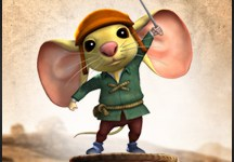 Anunciado Videojuego de 'The Tales of Despereaux'