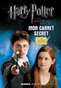 Harry y Ginny - Principe Mestizo