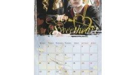 Imágenes de 'El Misterio del Príncipe' en Calendario de Harry Potter 2009