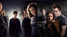 ¿Similitud entre Posters de 'Crepúsculo' y 'Harry Potter y la Orden del Fénix'?