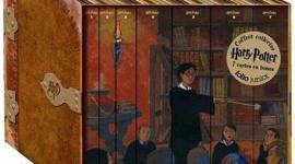Revelado Nuevo Arte del Boxset de Colección Francés de los Libros de Harry Potter