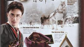 Productos de Harry Potter en Catálogo Noble Collection 2008