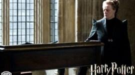 Nueva Fotografía Promocional de McGonagall en 'El Misterio del Príncipe'