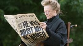 """Helena B. Carter y Maggie Smith: """"Mejores Actrices Británicas de Todos los Tiempos"""""""