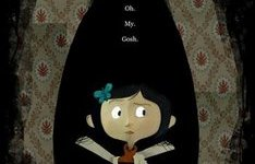 Club de Lectura de BlogHogwarts! Libro de Febrero: 'Coraline'