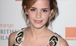 Emma Watson, también Nerviosa por las Escenas Románticas de 'Las Reliquias'